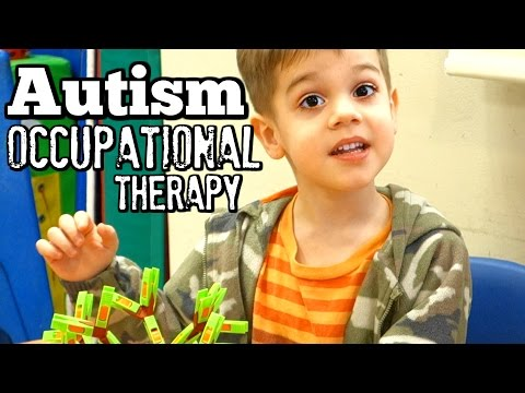AUTISM - Occupational Therapy for Kids - Best Toys and Games
