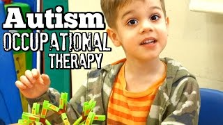 Autism - Occupational Therapy For Kids - Best Toys And Games For Autism Therapist Sessions Part 1