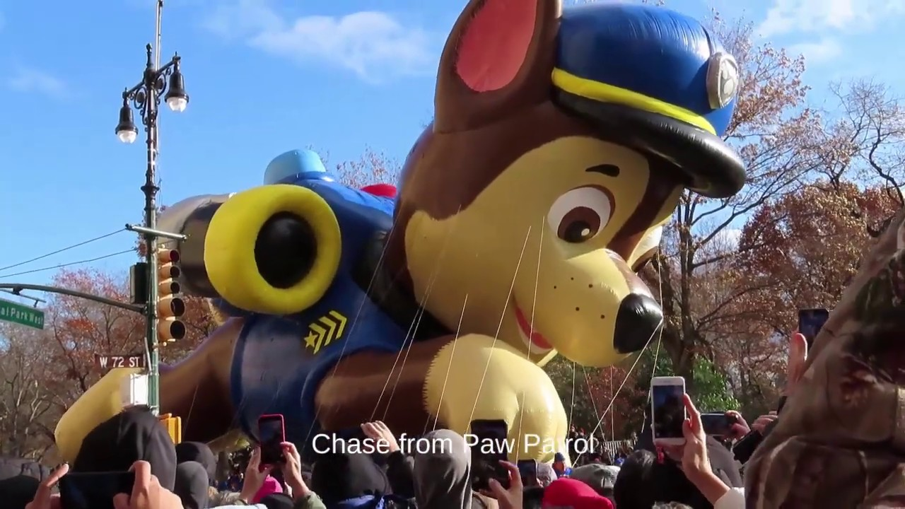 Download The 2019 Macy's Thanksgiving Day Parade: Low Balloons and High Cellphones