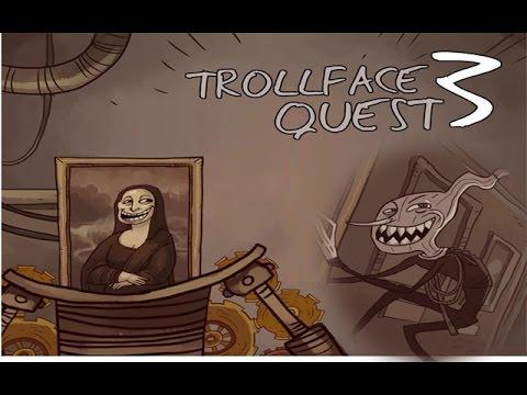 como descargar trollface quest 5 hacked