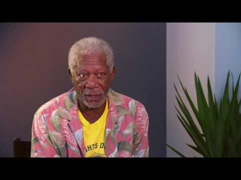 Morgan Freeman Talks 'Going In Style'