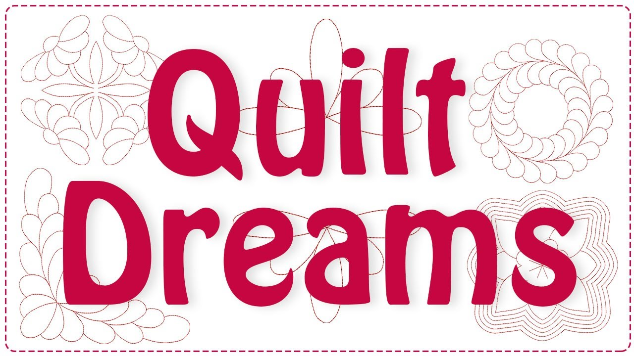 Anleitung: Quilt Dreams - YouTube