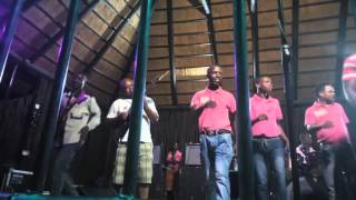 Alick Macheso, Leeroy Kamusena Lunga and Jason Muradzikwa live at Mutangas