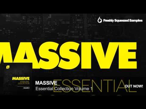 Massive Presets | Massive Essential Collection Volume 1 (Secondary Demo)
