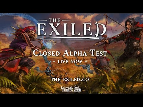 The Exiled - Closed Alpha Trailer