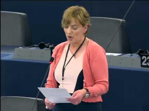 Liadh NÍ RIADA - European Parliament Speech
