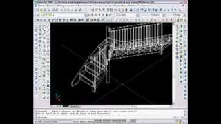 How to insert a bullnose step into Stairdesigner by using AutoCad