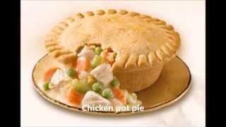 #77.США.Традиционная американская домашняя еда.