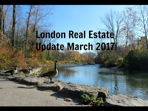 London Ontario Real Estate March 2017 Market Update