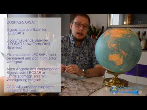 SRC, LRC - INMARSAT und COSPAS SARSAT