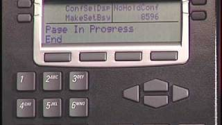 Nortel 2002 Zone Paging