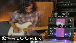 Keeley Loomer - Neo Vintage Demo(In this video we explore the Loomer's fuzz and reverb settings. Neo-vintage tones, designed to inspire! Learn more at rkfx.com ..., 2016-10-20T13:21:17.000Z)