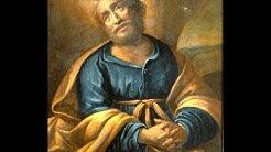 La vie de saint Pierre, Premier pape et image de la papauté , par Arnaud Dumouch