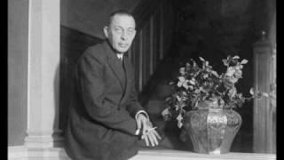 Rachmaninov plays Rachmaninov Prelude op.32 no.12