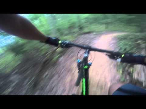 Fisher Farm Mountain Bike, Full Loop