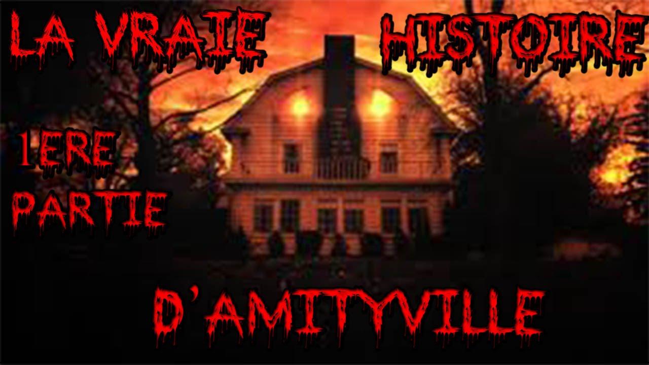 4 la maison du paranormal amityville premi re partie for Amityville la maison du diable
