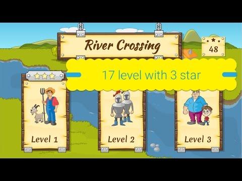 River Crossing IQ Logic Games