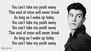 Youth - Shawn Mendes ft. Khalid (Lyrics)