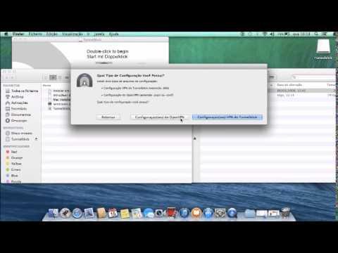 Instalação VPN em Mac - Faculdade de Ciências Médicas