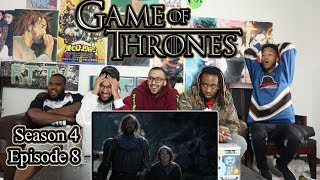 "Game Of Thrones Season 4 Episode 8 ""The Mountain And The Viper""  Reaction/Review"