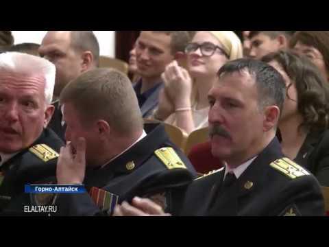 В Республике Алтай отметили День пограничника