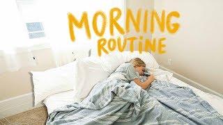 spring morning routine (VLOG)