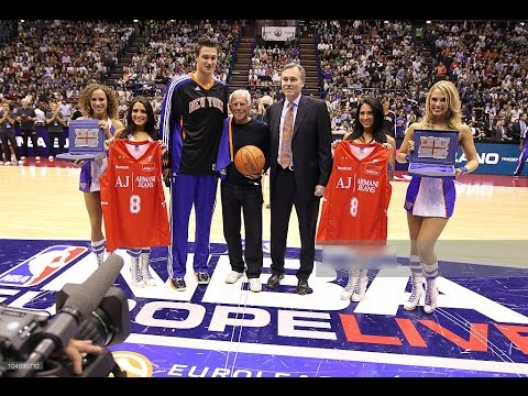 New York Knicks @ Olimpia Milano 2010 NBA Euroleague Preseason Basketball FULL GAME HD 720p English