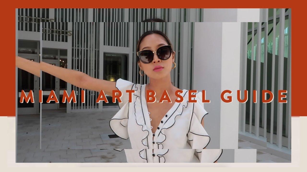 fbfbff4fb9cde Miami Art Basel Vlog - Why I Became a Blogger - Vlog 54