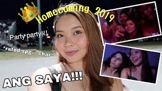 HOMECOMING WEEK IN SCHOOL | AMERICA (PARTY PARTY NA!!!)