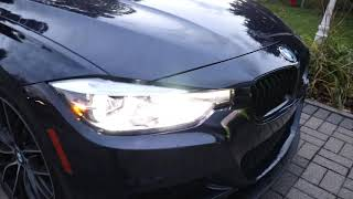 Forex Trader Lifestyle Mini Episode #1 - FxTrader Showing His BMW 340I M Performance