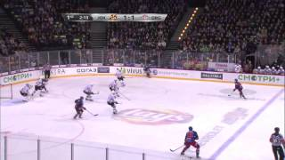 Daily KHL Update - December 22nd, 2014 (English)