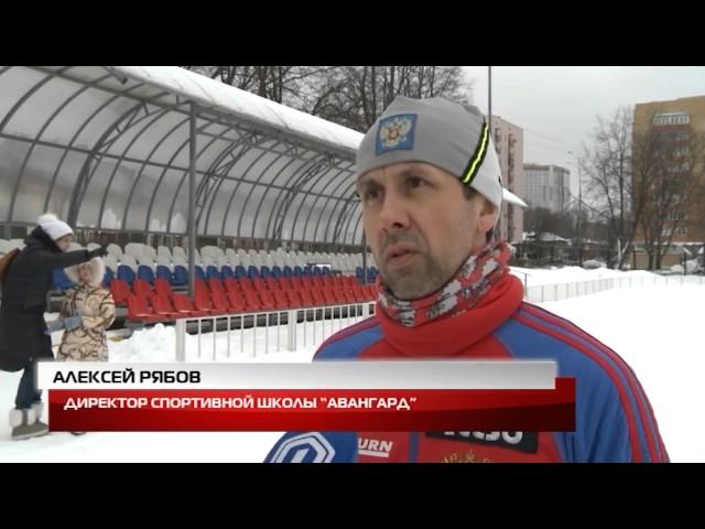 Лыжный спорт в помощь особенным детям!