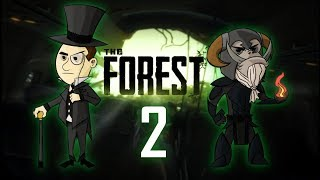 THE FOREST #2 : It moves? It's food!