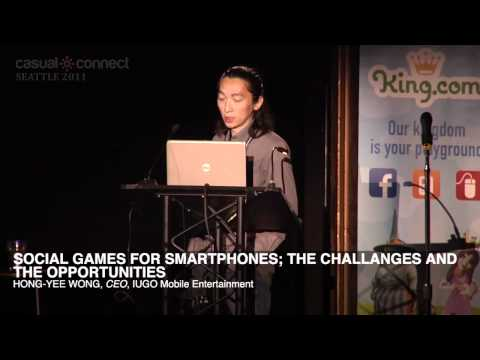 Social Games for Smartphones; The Challenges and the Opportunities | Hong-Yee WONG