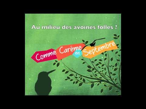 Trois escargots-  Maurice Carême
