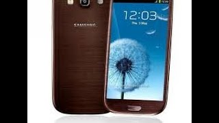 présentation du Samsung Galaxy S3 Thumbnail