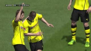 Coup franc Marco Reus FIFA 14