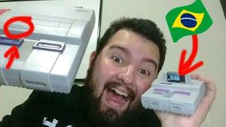 Como fazer um Super Nintendo Classic Edition com Raspberry Pi - Brasil