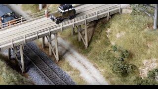 Roblox Studio - Buliding a Bridge Model. (Part 1)