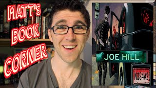 Joe Hill's NOS4R2 Book Review... Christmas Land Is Only a Short Drive Away!
