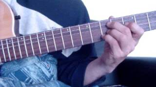 Que reste-t-il de nos amours? I wish you love guitar cover