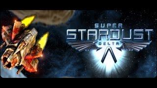 Super Stardust Delta Gameplay (PS Vita)
