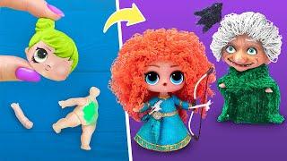 Never Too Old for Dolls! 10 Brave LOL Surprise DIYs