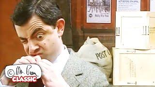 မော်စကိုသို့ပို့လိုက်သည် Mr Bean ကိုရယ်စရာကောင်းသောကလစ်များ ဂန္ထဝင် Mr Bean