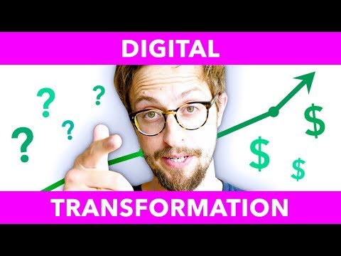 WHAT IS DIGITAL TRANSFORMATION & WHY YOUR BUSINESS SHOULD CARE