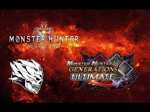 Monster Hunter Double Feature Stream (MHGU + MHW) thumbnail