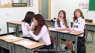 [PinkLand][Vietsub] Victon's Born Identity Ep 1 (with Apink)