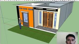 Desain Ruang Sholat, R Tamu, Kamar.
