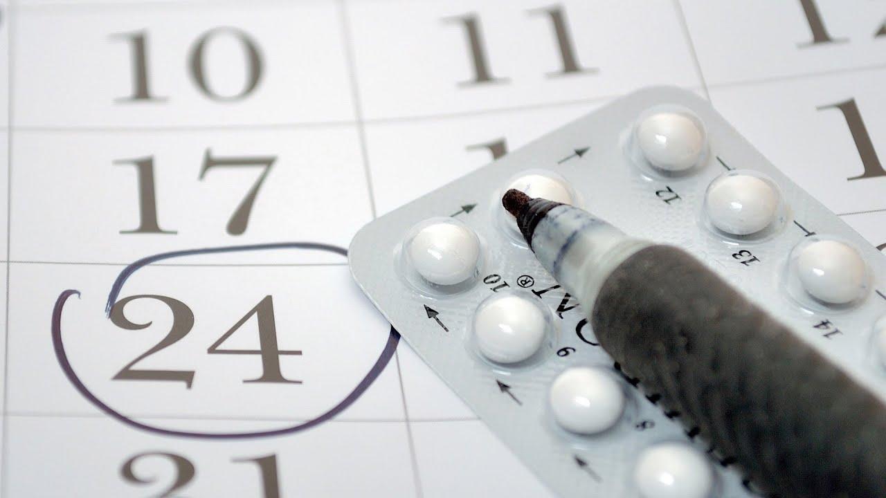 stop din menstruation
