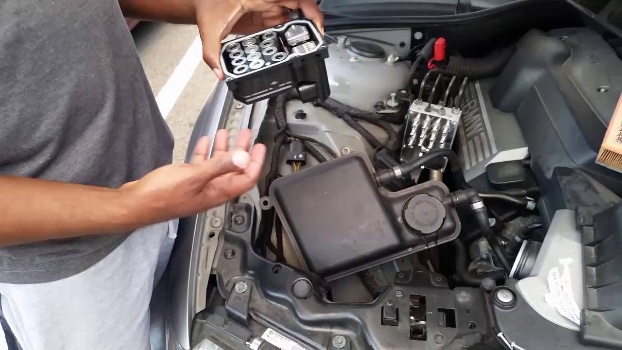 How To Recode Bmw Abs Module E90